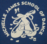 michelle james dance logo